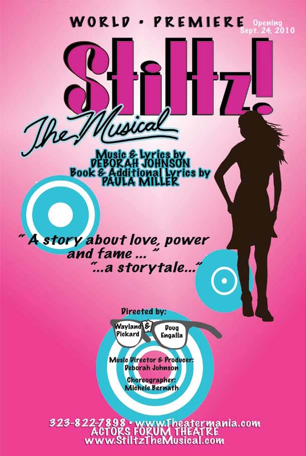 Stiltz at the Actors Forum Theatre